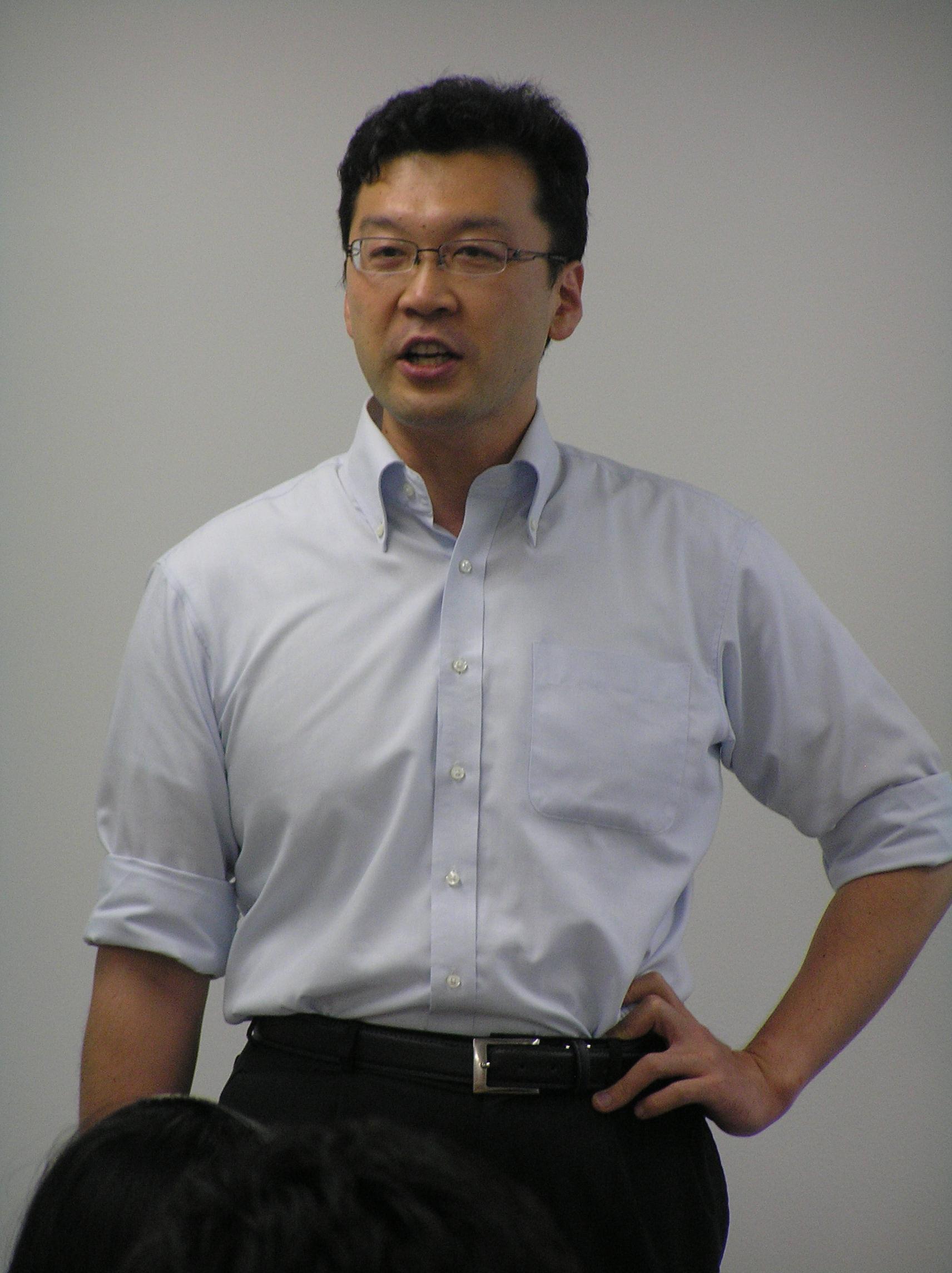 西内孝文さん